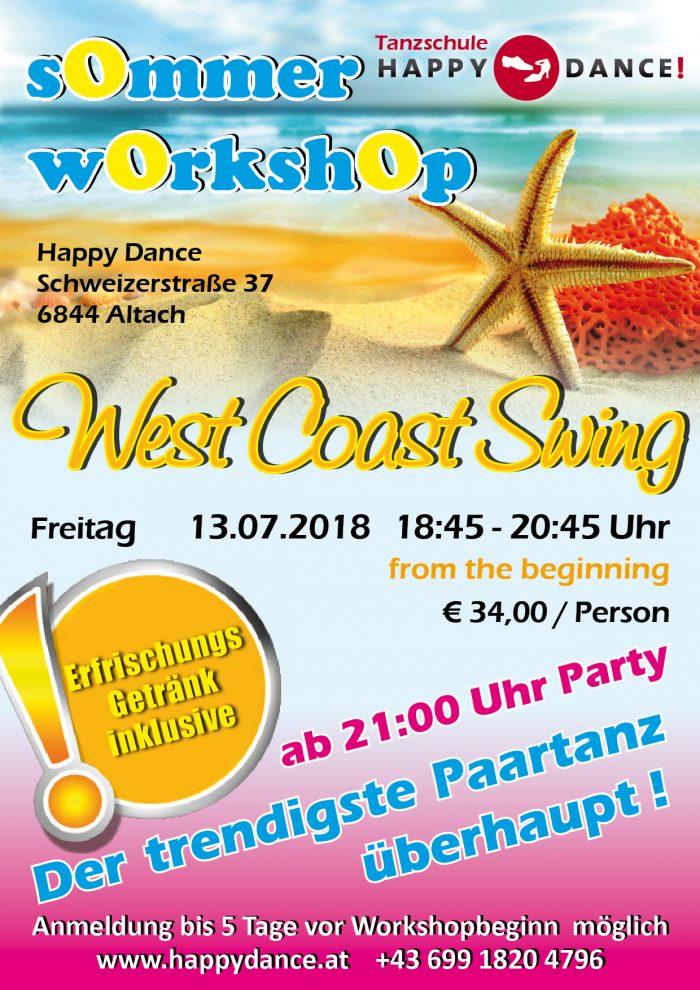Sommer Workshop WCS
